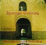 CD: Bernd Steinmann & Stefan Loos - Spanish Colours